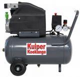 Compressor met olie 25L - 2PK | Kuiper Koekange