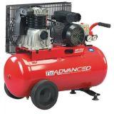 Fini compressor met olie 50L - 3PK | Kuiper Koekange