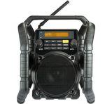 Bouwradio Ubox 500R - oplaadbaar