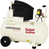 Compressor met olie - 50L - 2PK | Kuiper Koekange
