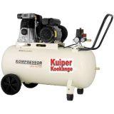 Compressor met olie 100L - 2PK | Kuiper Koekange