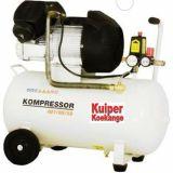 Compressor met olie 50L - 3PK | Kuiper Koekange